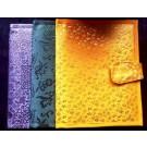 Handwoven Varanasi Silk Book Cover