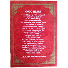 Quotes Card - Good Heart