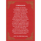 Quotes Card - Compassion