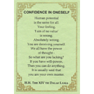 Quotes Card - Confidence In Oneself