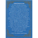 Quotes Card-Friendship