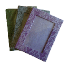 Handmade Paper Picture Frame