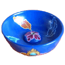 Bowl Shaped Incense Burner