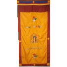 Kalachakra Symbol Door Curtain