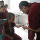 Medical Care Of Monks and Nuns