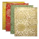 Lotus Brocade Book Cover