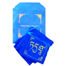 Medicine Buddha Mantra Prayerflag 10 Flags Per String