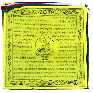 Medicine Buddha Prayer Flags
