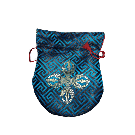 Double Dorje Mala Bag