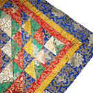 Patchwork Puja Table Cloth