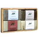 Himalayan Herbal Bath Soap Set - Wood and Root Line