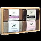 Himalayan Herbal Bath Soap Set - Milk and Flower Line