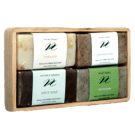 Himalayan Herbal Bath Soap Set - Leaf Line