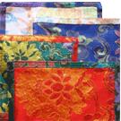 Dorje Bell Mat Tibetan Style Brocade