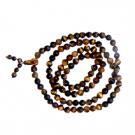 Tiger Eye Mala 108 Beads