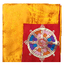 Mandala Wrapping Cloth
